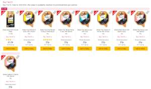 Morrisons Glitch on Sheba Soup (cat Food) 7 for £3 or £1.50 each