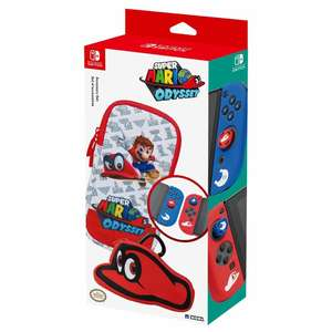 Super Mario Odyssey Switch Accesory Set £19.23 @ Hitari (Free Del)