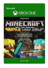 Minecraft: Battle Map Pack Season Pass Card (Xbox One) £1.85 Delivered @ Shopto