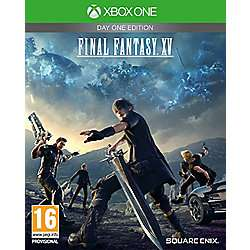 Final Fantasy XV Xbox One Also on Ps4 - £12 @ Tesco (C&C)
