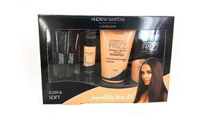 Andrew Barton Sleek Hair Gift Set £2.00 @Asda Direct -C+C