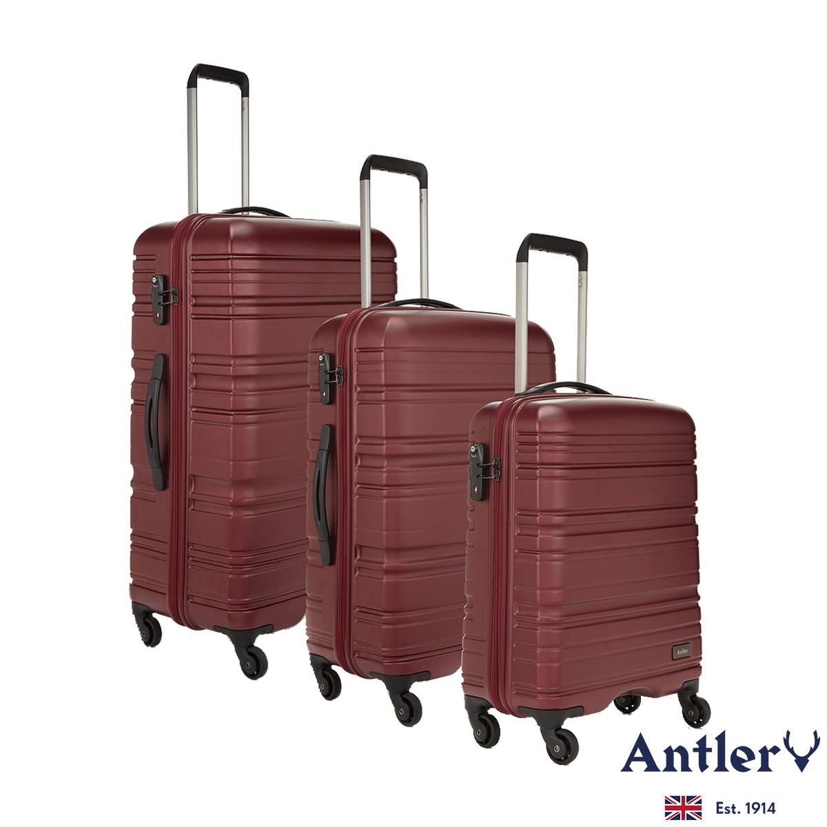 Antler 3 Piece Hard Suitcase Set - £104.99 @ Costco