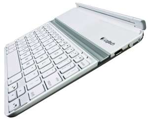 Logitech UltraThin Magnetic Clip-On Wireless Bluetooth Keyboard Cover for iPad Mini 1, 2 & 3  (French AZERTY Layout) £14.98 (Prime) / £18.97 (non-Prime) at Amazon
