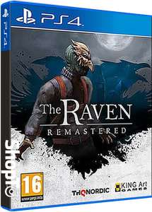 The Raven - Remastered (PS4/XO) £21.85 Delivered @ Shopto