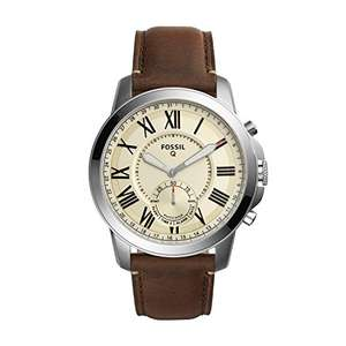 Fossil Men's Hybrid Smartwatch FTW1118 - £111.99 @ Amazon