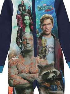 Guardians of the galaxy childrens onesie,see post for sizes,£5 @ asdageorge,free c+c