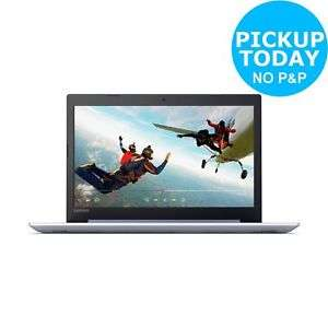 Lenovo IdeaPad 320 15.6 In i3 8GB 128GB Laptop - Blue - £349.99 @ Argos eBay Store