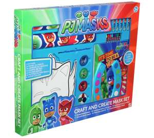 PJ Masks Create and Craft bumper Fun Set £5.99 @ Argos