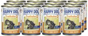 Happy Dog Wet Dog Food Pure Tinned Turkey, 400 g, Pack of 12, (Temporarily Out Of Stock), £5.27 (Prime), £9.26 (Non-Prime) @ Amazon