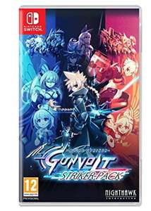 Azure Striker Gunvolt: Striker Pack (Nintendo Switch) £31.59 @ base