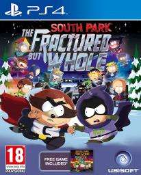 [PS4/Xbox One] South Park: The Fractured But Whole - £20.50 (with 100 Ubipoints) - UbiStore (PC - £17.99)