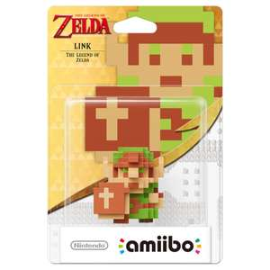 8-Bit Link Amiibo Back in Stock £10.99 / £12.98 delivered at Nintendo Online