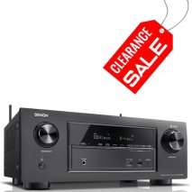 Denon AVRX2400 7.2 Channel AV Surround Receiver with WiFi and Heos - £369 @ Electric shop