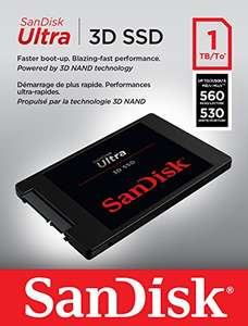 SanDisk Ultra 3D SSD 1TB - £221.54 at Amazon