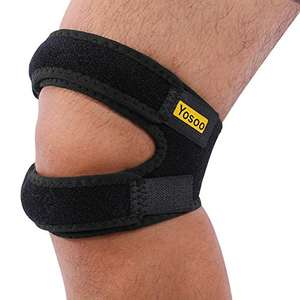 Yosoo Knee Patella Strap Support £6.98 Prime/ £10.97 Non Prime Sold by zjchao and Fulfilled by Amazon