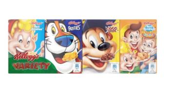 Kellogg's Variety Pack £1 Tesco