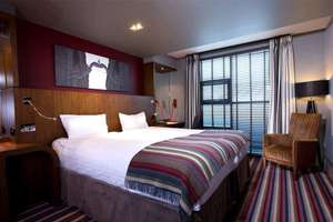1 Night Hotel Stay + 2 Course Dinner & a Glass of Prosecco each for £69 per room (£34.50pp) @ Village Hotels