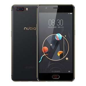 "Nubia M2 (Global Version) B20 5.5"" Smartphone Snapdragon 625  4GB 64GB - Black Gold  £109.81 using code (£117.13 before code) @ Geekbuying"