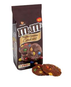 M&M, Galaxy and bounty Cookies 99p Tesco
