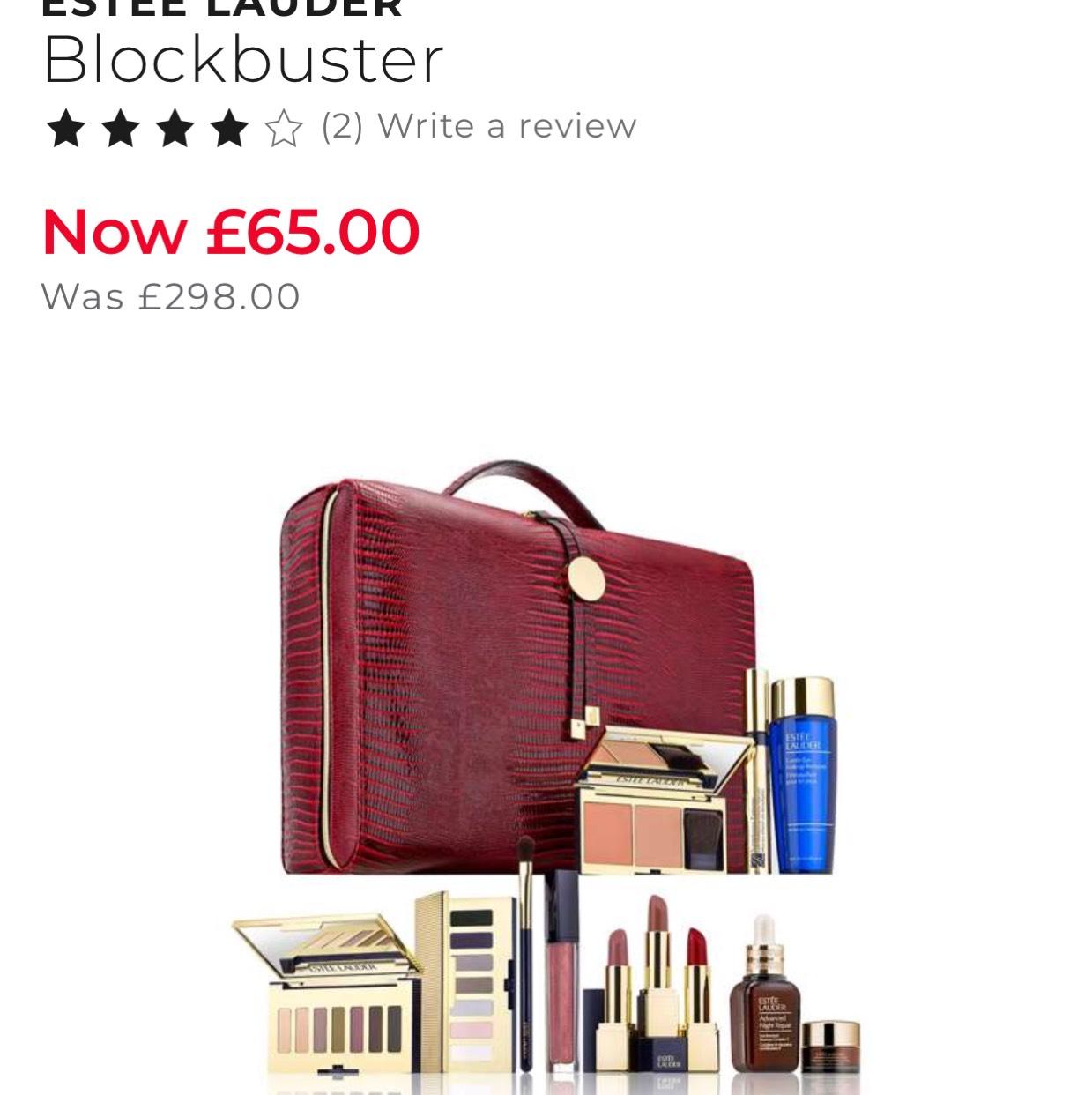 Estée Lauder Gift set £65 from £298 at House of Fraser
