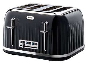 Breville Impressions 4 Slice Toaster instore @ Sainsbury's for £22.50