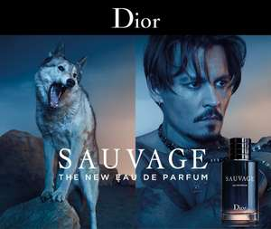 Free sample New Sauvage Eau De Parfum by Dior at Boots