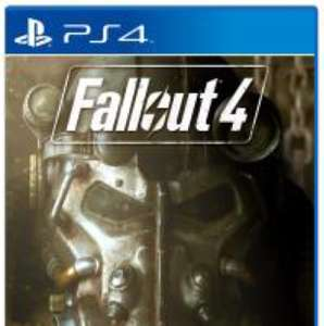 Fallout 4 (PS4/XB1) £4.99 preowned & other titles @ Grainger games