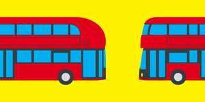 London Improved Bus Hopper Fare (now UNLIMITED for £1.50 per hour)