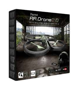 Parrot AR Drone 2.0 Elite Edition Quadricopter (Jungle) £59.99 Sold & Fulfilled by Amazon
