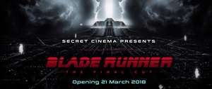 Secret Cinema Presents Blade Runner - The Final Cut: A Secret Live Experience from £45 (+ B/F)