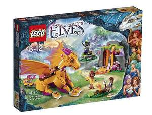 LEGO Elves Fire Dragon 41175, Retired set £27.99 @ Tesco