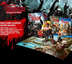 Dead Island Definitive Collection Slaughter Pack Edition (XBOX ONE/PS4) £19.99 delivered @ GAME