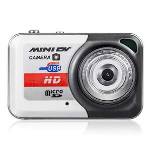 Digital HD Mini Camera with Video & Sound Recording now £5.28 delivered w/code Gamiss