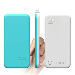 Puridea Portable Charger 10000mAh Power Bank £9.99 (Prime) / £13.98 (non Prime)  Sold by Coooss @ Amzn
