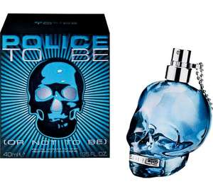 Police To Be Eau de Toilette for Men - 40ml - £6.74 @ Argos with code - more in OP