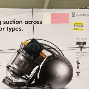 Dyson dc39 all floor ex display £79 @ Tesco - culverhouse cardiff