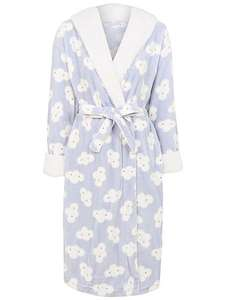 George Ladies Cloud Dressing Gown £9 C&C