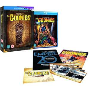 Goonies 30th Anniversary bluray £9.99 Ebay / theentertainmentstore