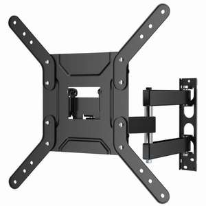 TV Wall Bracket 22 26 32 40 42 46 48 50+ - £11.99 @ lcd-wall-brackets eBay