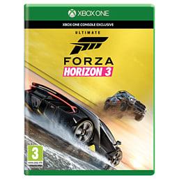 Forza Horizon 3 ultimate edition @ Xbox store Russia - £19.35