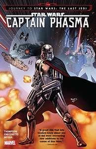 Journey to Star Wars: The Last Jedi - Captain-Phasma Kindle ebook for £1.20