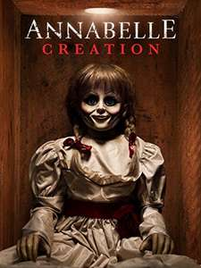 Annabelle Creation - Amazon Prime Rent for £1.99