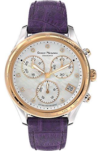 Serene Marceau Diamond Women's Watch S012.06 - £32.08 @ Amazon