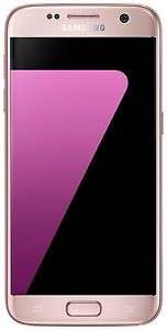 A-Grade Manufacturer Refurbished Sim Free Samsung Galaxy S7 5.1 Inch 12MP 4G Wi-Fi Mobile Phone - Pink and Gold. ARGOS / EBAY - £247.49 with code