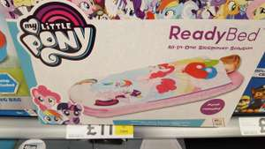 My Little Pony Ready Bed, Tesco £11 instore only (Bournemouth)