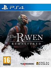 The Raven Remastered (pre-order) PS4/XB1 £19.85 @ base.com