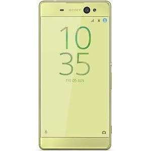 Sony Xperia XA Ultra Android 2GHz 3GB 16GB Sim Free Mobile Phone - Lime Gold. Refurbished With a 12 Month Argos Guarantee - £125.99 (with code) @ Argos eBay