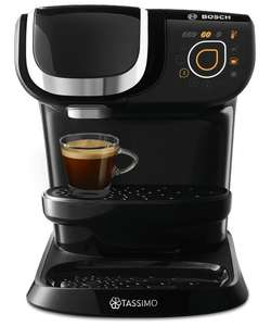 Tassimo myway bundle including 56 drinks plus free delivery - £89.25 (with code) @ Tassimo