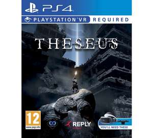 Theseus (PSVR/PS4) £15.99 (C&C) @ Argos