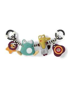 Mamas & Papas Ship Shape Travel Charm Toy for £8.67 Prime / £12.66 non-Prime plus other reductions @ Amazon